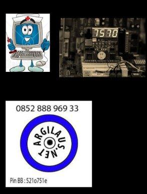 instal komputer panggilan